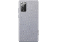 Husa Samsung Galaxy Note 20 N980 / Samsung Galaxy Note 20 5G N981, Kvadrat Cover, Gri, Blister EF-XN980FJEGEU