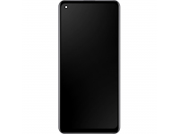 Display - Touchscreen Samsung Galaxy A21s, Cu Rama, Negru GH82-22988A