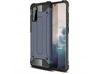 Husa Plastic - TPU OEM Tough Armor pentru Samsung Galaxy A41, Bleumarin, Bulk
