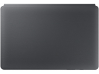 Husa Tableta Poliuretan Samsung Galaxy Tab S6, Bookcover Keyboard, Resigilata, Gri, Blister EF-DT860UJEGWW