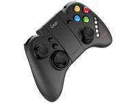 Gamepad Bluetooth cu suport telefon iPega 9021s Fortnite, compatibil Android, Negru Blister Original