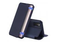 Husa Piele DUX DUCIS Skin X pentru Samsung Galaxy Note 10 Lite N770, Albastra, Blister