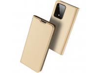 Husa Poliuretan DUX DUCIS Skin Pro pentru Samsung Galaxy S20 Ultra G988 / Samsung Galaxy S20 Ultra 5G G988, Aurie, Blister