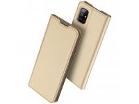 Husa Poliuretan DUX DUCIS Skin Pro pentru Samsung Galaxy A51 5G A516, Aurie, Blister