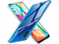 Husa TPU Tech-Protect FLEXAIR CRYSTAL pentru Samsung Galaxy A31, Transparenta, Blister