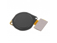 Senzor Amprenta Huawei P40 lite E, Cu banda, Negru