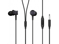 Handsfree Casti In-Ear Xiaomi ZBW4354TY, Cu microfon, 3.5 mm, Negru, Blister
