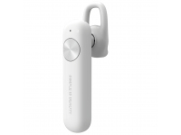 Handsfree Casca Bluetooth XO Design BE5, MultiPoint, Alb, Blister