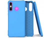 Husa TPU OEM Soft Color pentru Huawei P30 lite, Albastra, Bulk