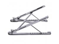 Suport Universal pentru Laptop/ Tableta, Stand L, dimensiuni ecran 14'' - 17,3'' Gri