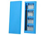 Set surubelnite Echipamente Electronice Easy Fix, albastru