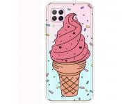 Husa TPU OEM Antisoc pentru Huawei P40 lite, Icecream, Multicolor, Bulk