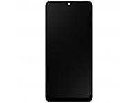 Display - Touchscreen Samsung Galaxy A10s A107, Cu Rama, Negru GH81-17482A