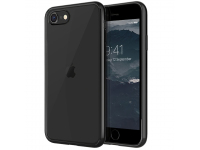 Husa TPU UNIQ LifePro Xtreme pentru Apple iPhone SE (2020), Neagra, Blister