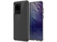 Husa TPU UNIQ LifePro Xtreme Samsung Galaxy S20 Ultra G988 / Samsung Galaxy S20 Ultra 5G G988, AntiSoc, Transparenta, Blister
