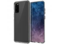 Husa TPU UNIQ LifePro Xtreme Samsung Galaxy S20 G980 / Samsung Galaxy S20 5G G981, AntiSoc, Transparenta
