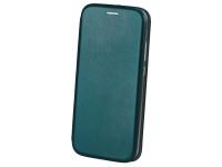 Husa Piele OEM Elegance pentru Huawei P40 lite, Verde, Bulk