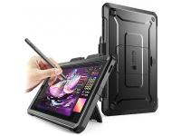 Husa Tableta Plastic - TPU Supcase Unicorn Beetle pentru Samsung Galaxy Tab S6 Lite, Neagra, Blister