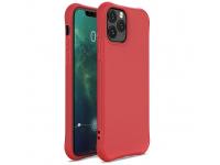 Husa TPU OEM Soft Color pentru Apple iPhone 11 Pro, Rosie