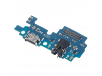 Placa Cu Conector Incarcare / Date - Conector Audio - Microfon Samsung Galaxy A21s