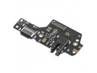 Placa Cu Conector Incarcare / Date - Conector Audio - Microfon Xiaomi Redmi Note 8T