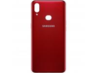 Capac Baterie Samsung Galaxy A10s A107, Rosu