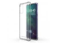 Husa TPU WZK Military Antisoc pentru Samsung Galaxy S20 Plus G985 / Samsung Galaxy S20 Plus 5G G986, Transparenta, Blister