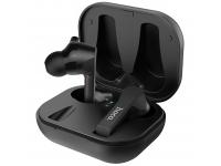 Handsfree Casti Bluetooth HOCO ES34 Pleasure TWS, SinglePoint, Negru, Blister