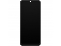Display - Touchscreen Samsung Galaxy A31, Cu Rama, Negru GH82-22761A