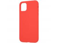 Husa TPU Tactical Velvet Smoothie pentru Apple iPhone 11, Chilli, Portocalie, Blister