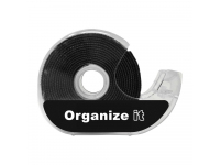 Suport WZK pentru Organizare Cabluri,  Alb Blister WVO2MBK