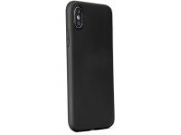 Husa TPU Forcell Soft pentru Huawei P40 lite, Neagra, Bulk