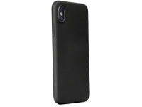 Husa TPU Forcell Soft pentru Apple iPhone 11 Pro, Neagra, Bulk