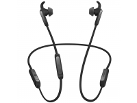 Handsfree Casti Bluetooth Jabra Elite 45e, In-ear, Neck-band, SinglePoint, Negru, Blister