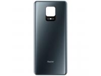 Capac Baterie Xiaomi Redmi Note 9 Pro, Gri