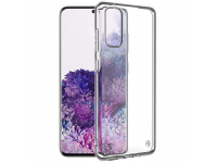 Husa TPU Tellur Basic pentru Samsung Galaxy S20 G980, Transparenta, Blister TLL121286