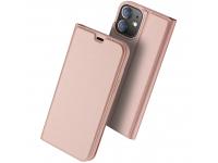 Husa Poliuretan DUX DUCIS Skin Pro pentru Apple iPhone 12 mini, Roz