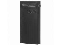 Baterie Externa Powerbank Remax Radio RPP-102, 20000 mA, Standard Charge (5V), Neagra