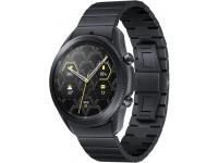 Ceas Smartwatch Samsung Galaxy Watch3 45mm BT Titan, Negru, Blister SM-R840NTKAEUE