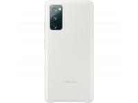 Husa TPU Samsung Galaxy S20 FE G780, Alba, Blister EF-PG780TWEGEU