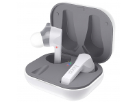 Handsfree Casti Bluetooth HOCO ES34 Pleasure TWS, SinglePoint, Alb