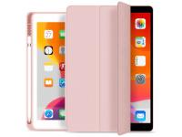 Husa Tableta TPU Tech-Protect SC PEN pentru Apple iPad 10.2 (2019) / Apple iPad 10.2 (2020), Roz, Bulk