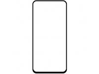 Folie Protectie Ecran OEM pentru Xiaomi Mi 9, Sticla securizata, Full Face, Full Glue, 9D, Neagra, Blister