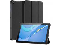 Husa Tableta Piele - Poliuretan DUX DUCIS Domo pentru Huawei MatePad T 10s, Neagra, Blister