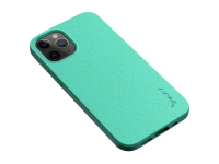 Husa TPU iPaky Starry Series pentru Apple iPhone 12 / Apple iPhone 12 Pro, Verde