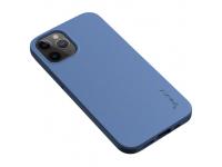 Husa TPU iPaky Starry Series pentru Apple iPhone 12 / Apple iPhone 12 Pro, Albastra