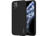 Husa TPU Enkay Hat-Prince ENK-PC039 pentru Apple iPhone 11 Pro Max, Ultra-thin, Neagra