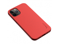 Husa TPU iPaky Starry Series pentru Apple iPhone 12 mini, Rosie