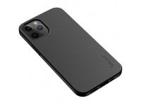 Husa TPU iPaky Starry Series pentru Apple iPhone 12 / Apple iPhone 12 Pro, Neagra