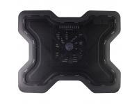 Cooling Pad Laptop DeTech, Negru, Blister